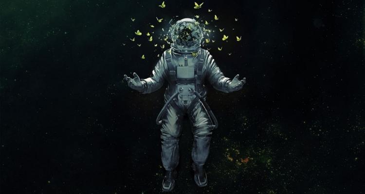 astronavt+astronaut+kosmos+skafandr+babochki+space+78842741689
