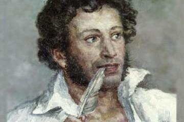Пушкин матерные стихи