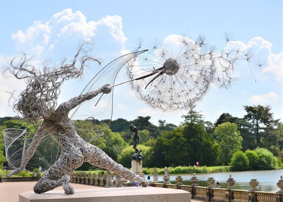 Wire Fairy by Fantasy Wire