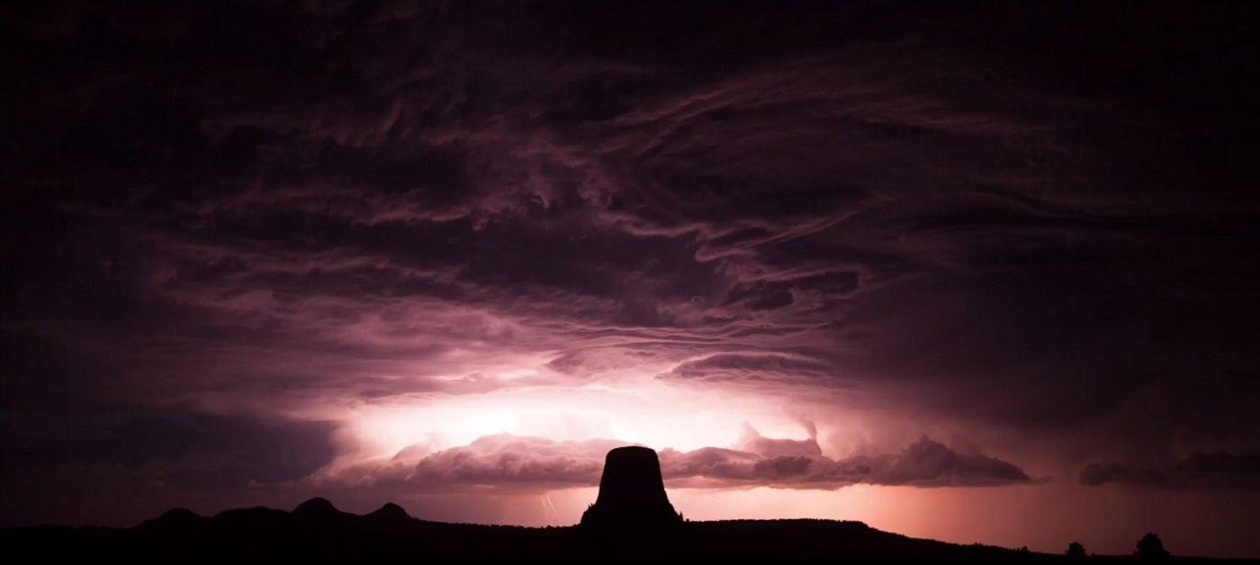 Таймлапс: удивительные и суровые погодные явления