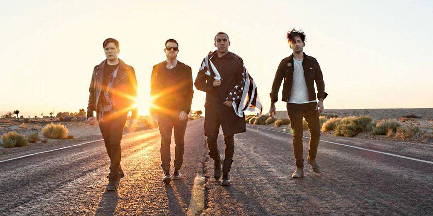 Fall Out Boy выпускают «American Beauty/American Psycho»